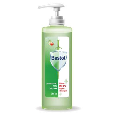 Bestol мыльный дозатор (гель) 200 мл
